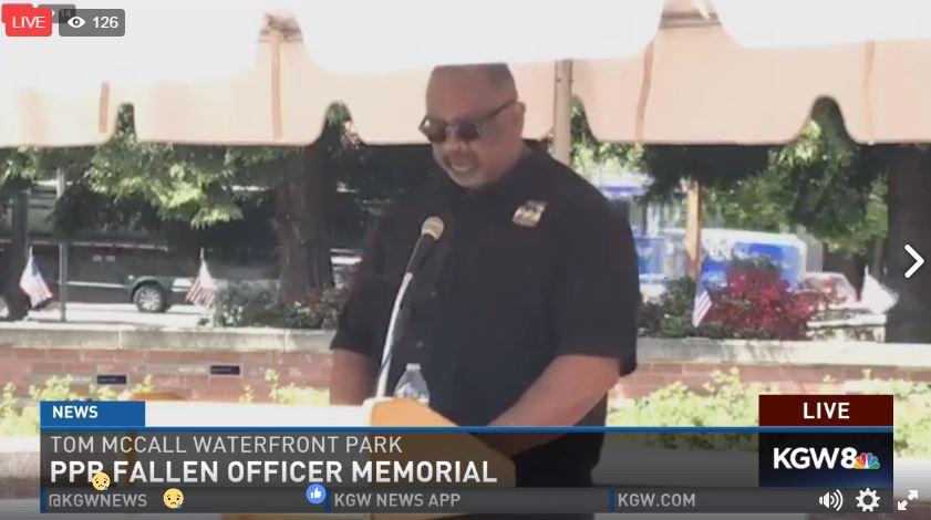 DT Police Memorial