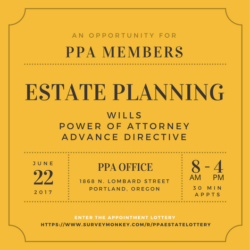 PPA Estate Planning