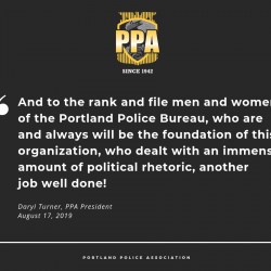 president's message Archives - Portland Police Association