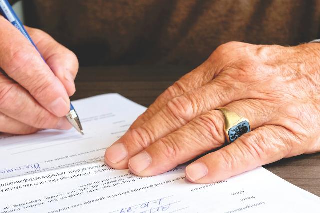claim form filing